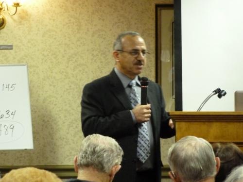 Dr. Daniel Shayesteh